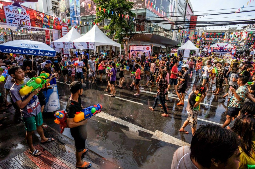 3 Songkran