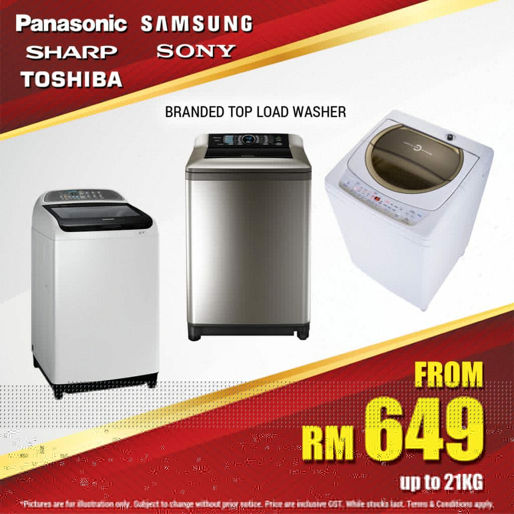 30_Top Load Washer