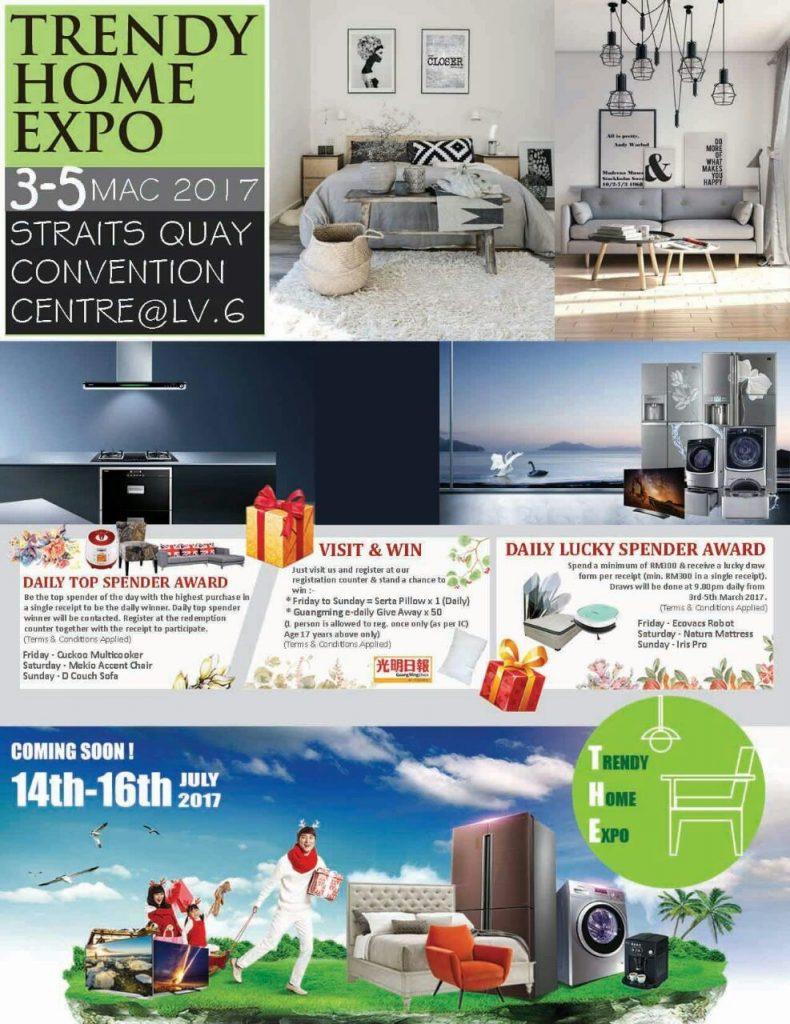 trendy home expo