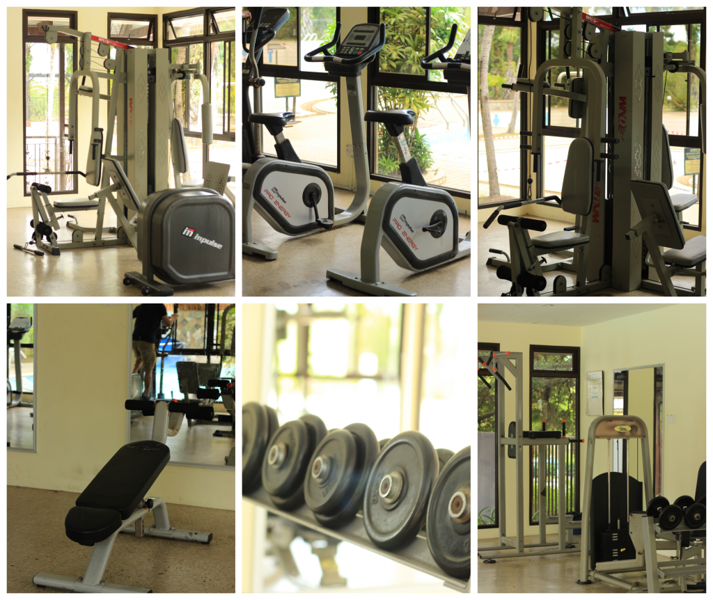 collage gym