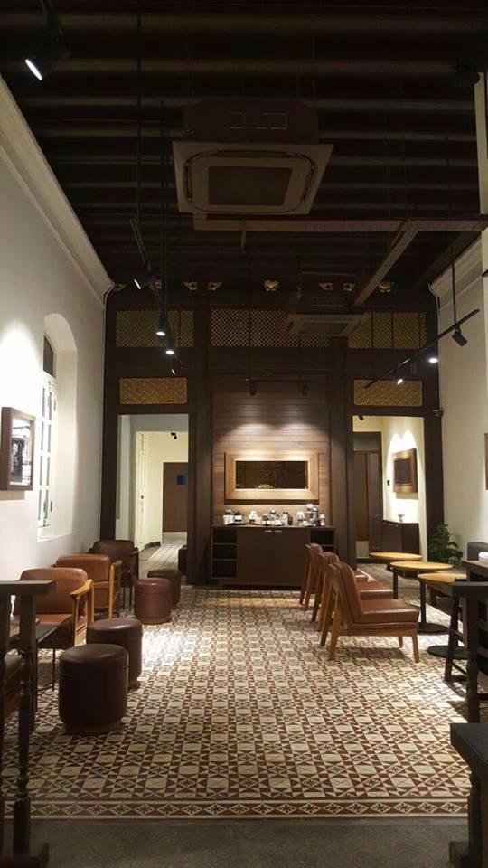 【Starbucks Green Hall】2