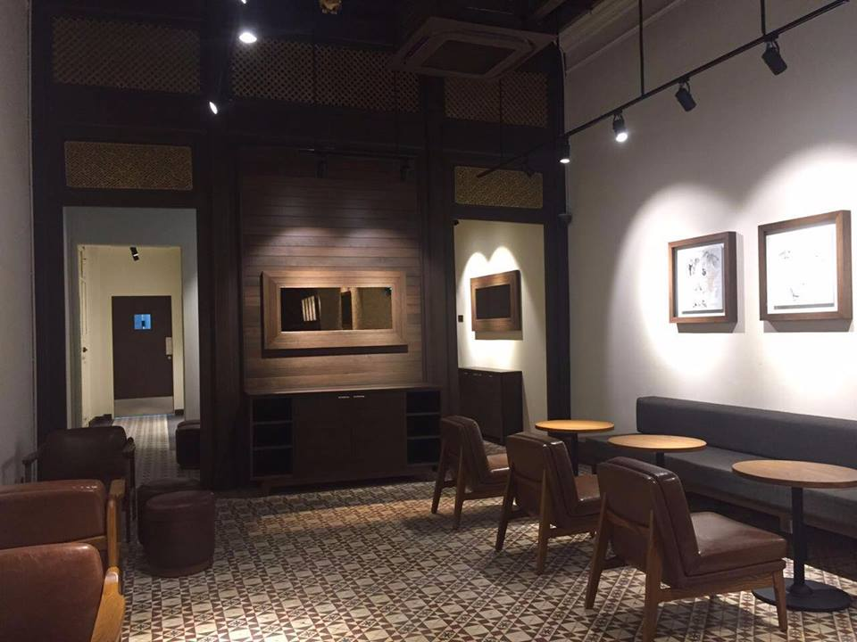 【Starbucks Green Hall】3