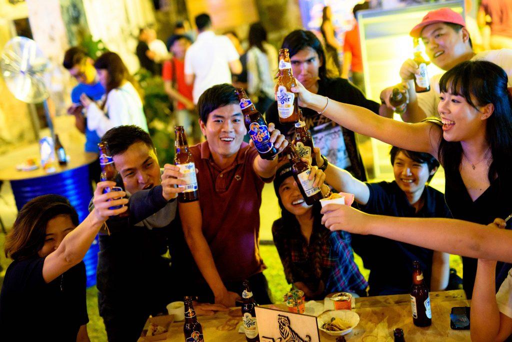 Guests at Tiger STREATS Penang_4