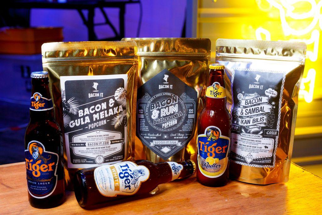 z .Varieties by Bacon It at Tiger STREATS Penang