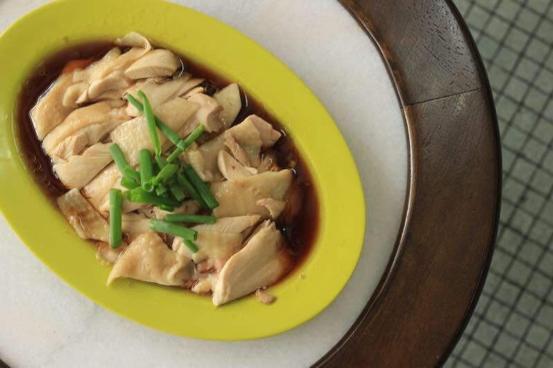 驰名月萍豆芽鸡自1987年3