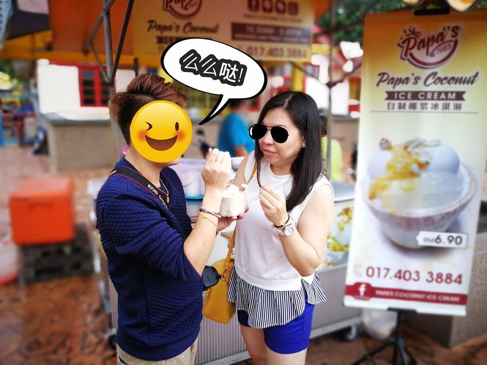 Papa's Coconut Ice Cream1