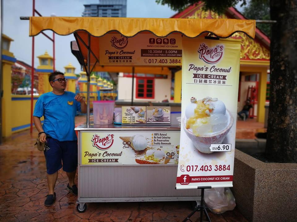 Papa's Coconut Ice Cream5