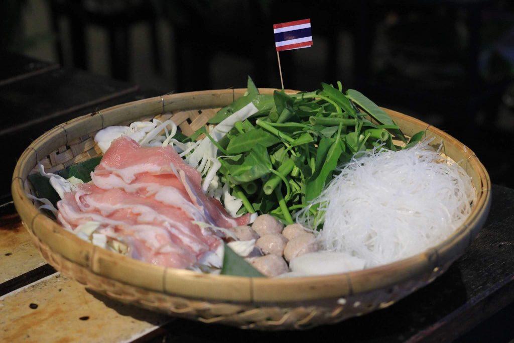 Bangkok Garden BBQ -Mookota28