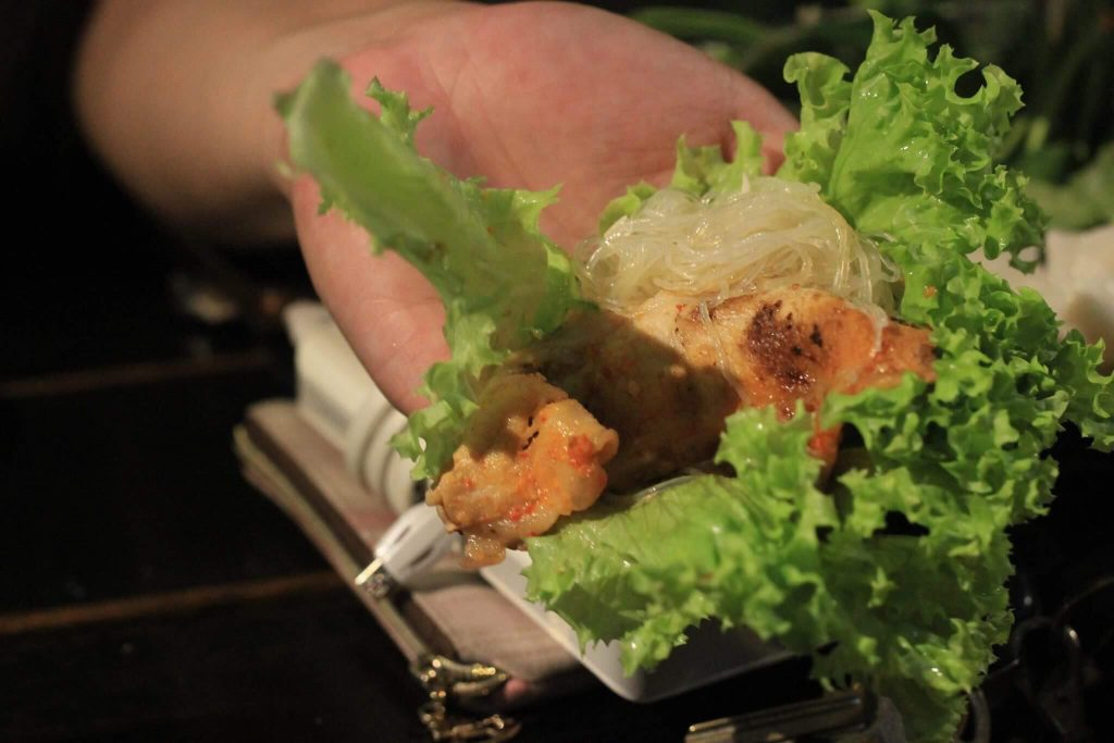 Bangkok Garden BBQ -Mookota8