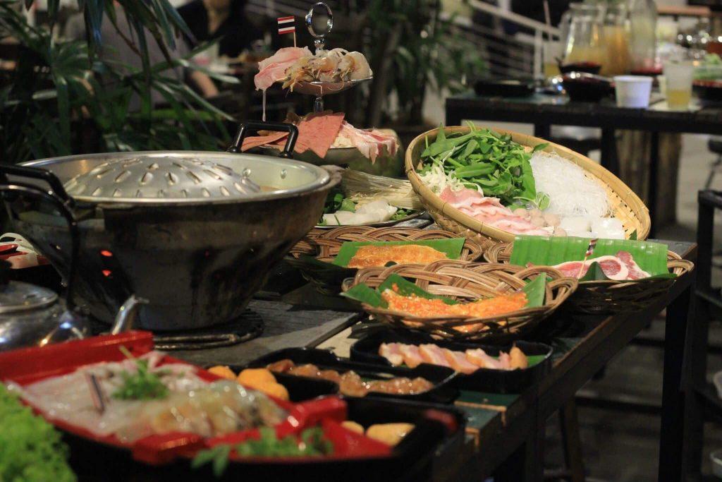 Bangkok Garden BBQ -Mookota9