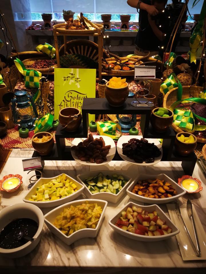 Lexis Mai Pi Buka Puasa Ala-Ala Kampung Ramadan Buffet 9
