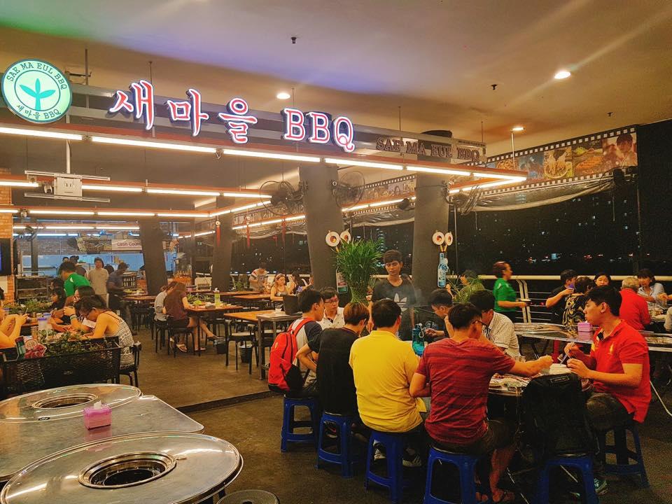 Sae Ma Eul Korean BBQ13