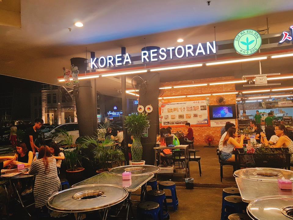 Sae Ma Eul Korean BBQ14