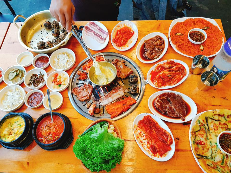 Sae Ma Eul Korean BBQ16