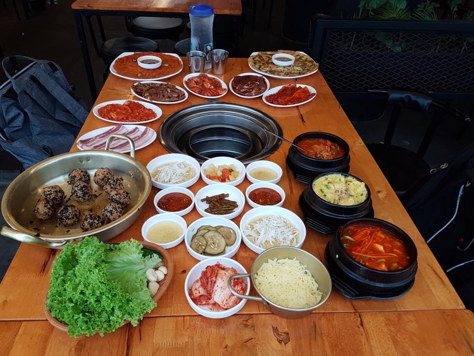 Sae Ma Eul Korean BBQ2