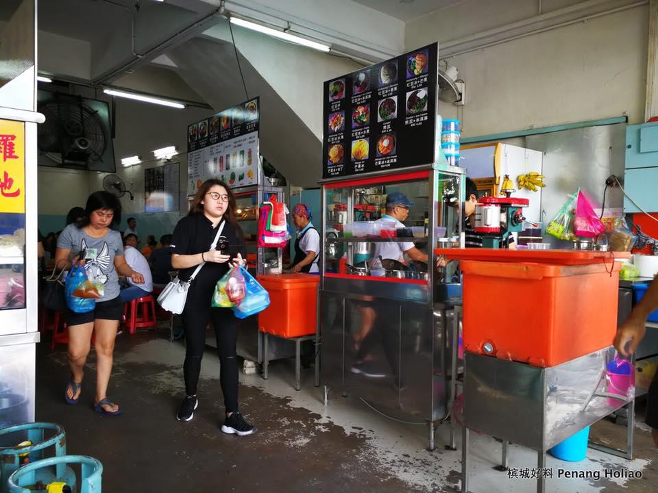 【槟城大山脚Alma 著名糖水店~ 记得吃】10