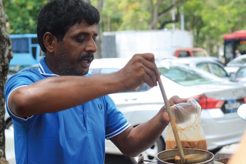 【炭烧Laksa 一包只需RM3.00,哟!你吃过了吗?】7