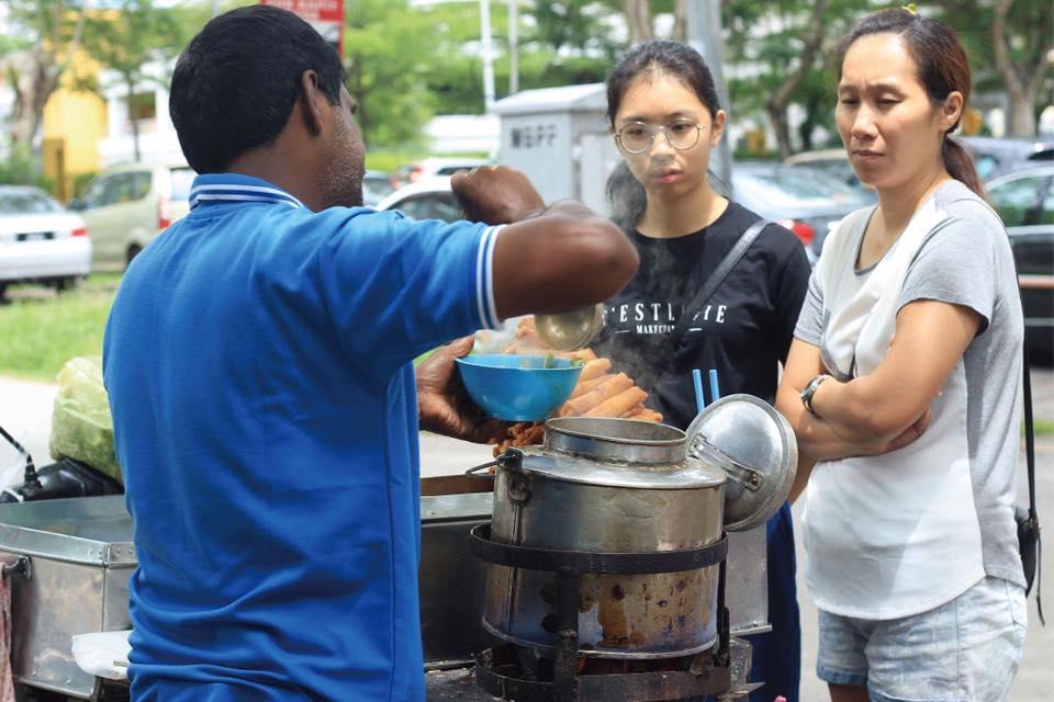 【炭烧Laksa 一包只需RM3.00,哟!你吃过了吗?】8