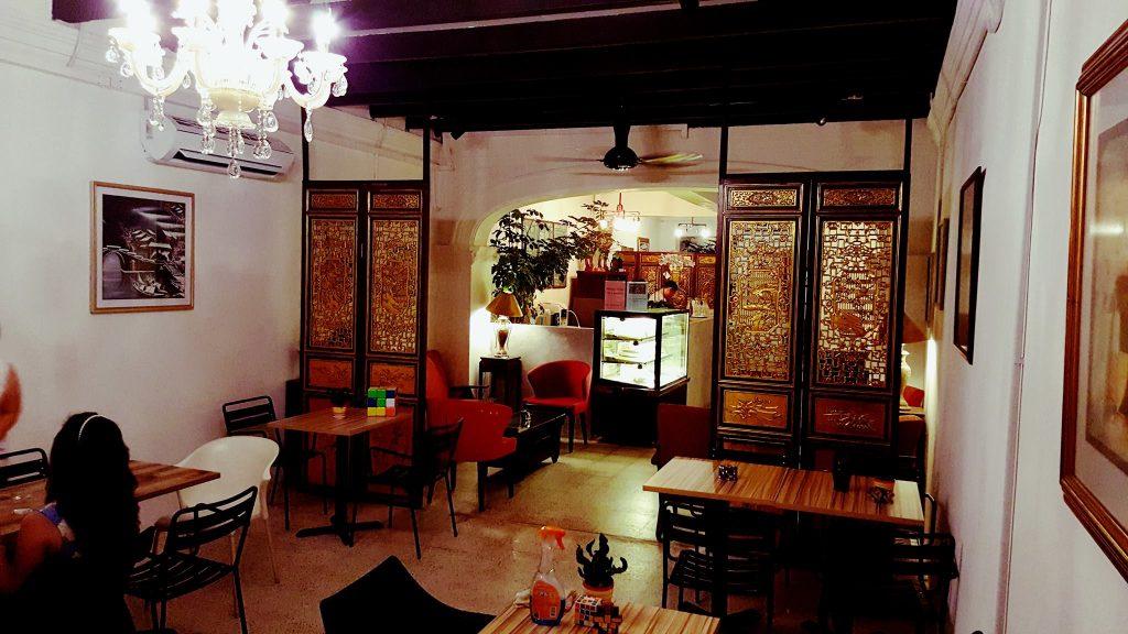 Aromas Cafe 2