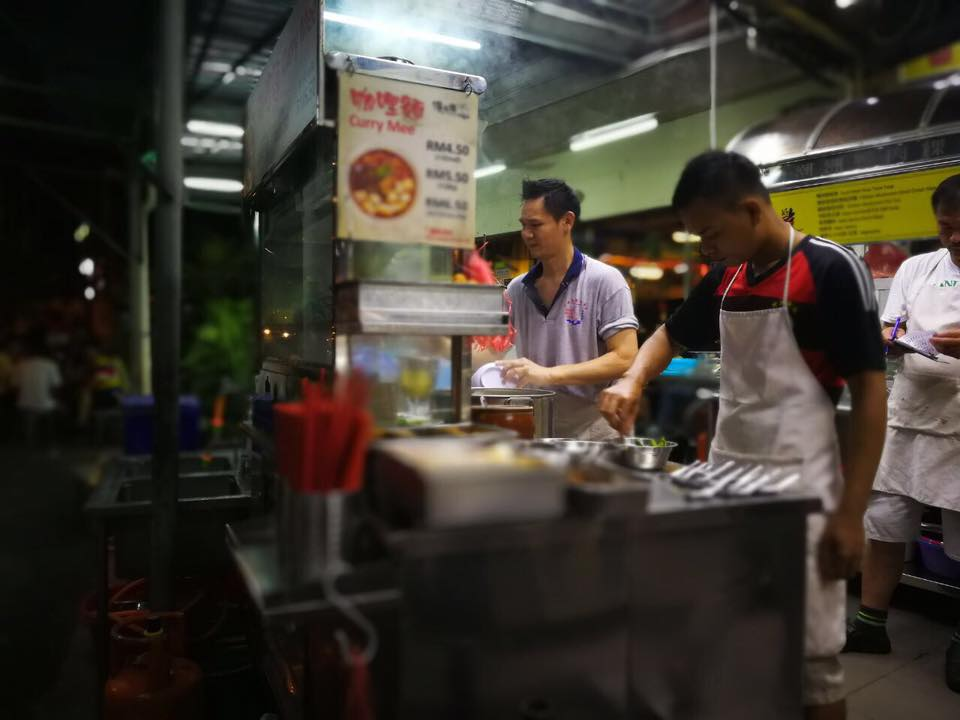Dhoby Ghaut Cafe Sungai Nibong3