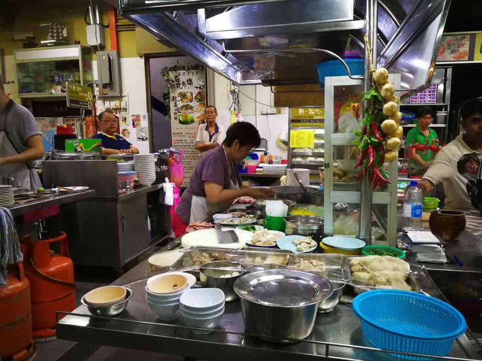 Dhoby Ghaut Cafe Sungai Nibong5