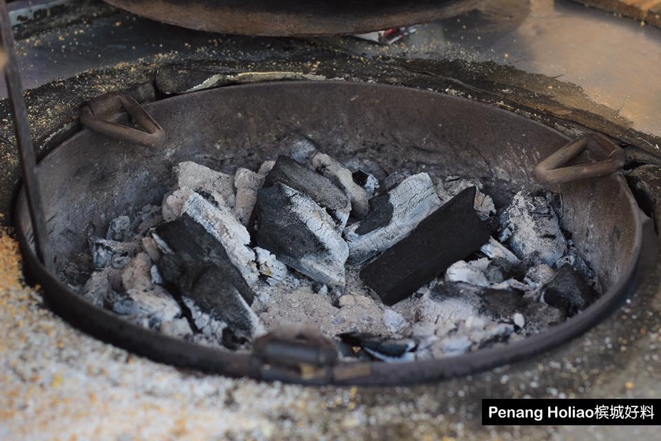 【大山脚炭烧古早味曼煎糕,卖的就是最原始的味道!】10