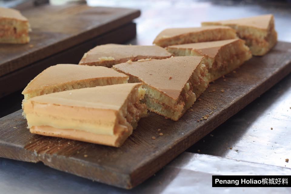 【大山脚炭烧古早味曼煎糕,卖的就是最原始的味道!】2