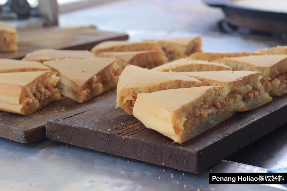 【大山脚炭烧古早味曼煎糕,卖的就是最原始的味道!】5