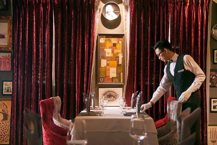 Farquhar Mansion Fine Dining&Lounge1