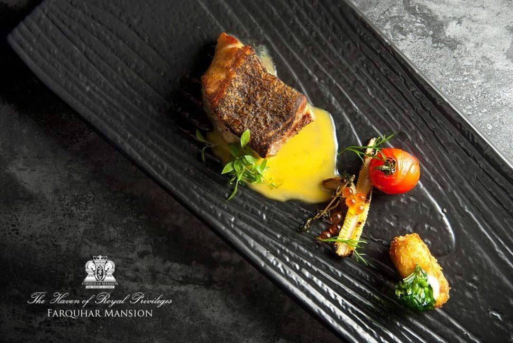 Farquhar Mansion Fine Dining&Lounge2