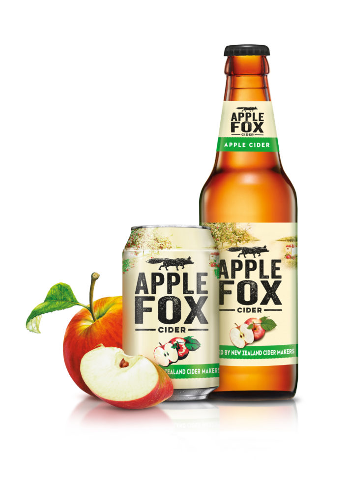 Apple fox